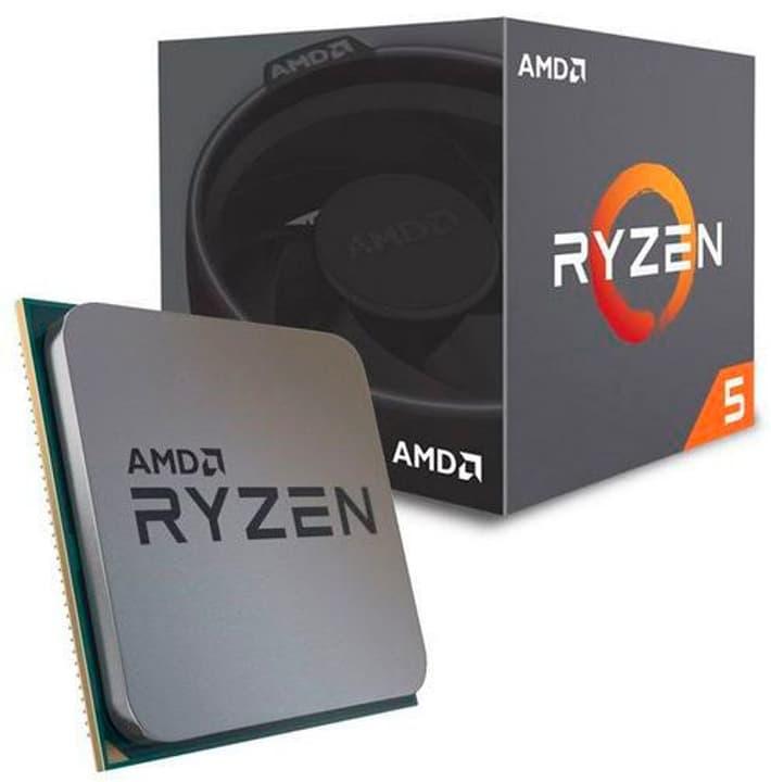Ryzen 5 2600 3.40 GHz Processeur AMD 785300145568 Photo no. 1