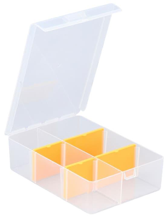 Boîtes d'assortiment, 2-6 compartiments, PP allit 603698800000 Photo no. 1