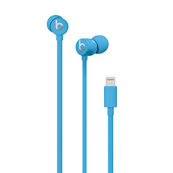 urBeats 3 Earphones with Lightning Connector, Blue In-Ear Kopfhörer Beats By Dr. Dre 785300140049 Bild Nr. 1