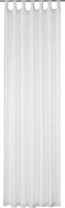 CARMEN Tenda da giorno preconfezionata 430271621810 Colore Bianco Dimensioni L: 150.0 cm x A: 260.0 cm N. figura 1