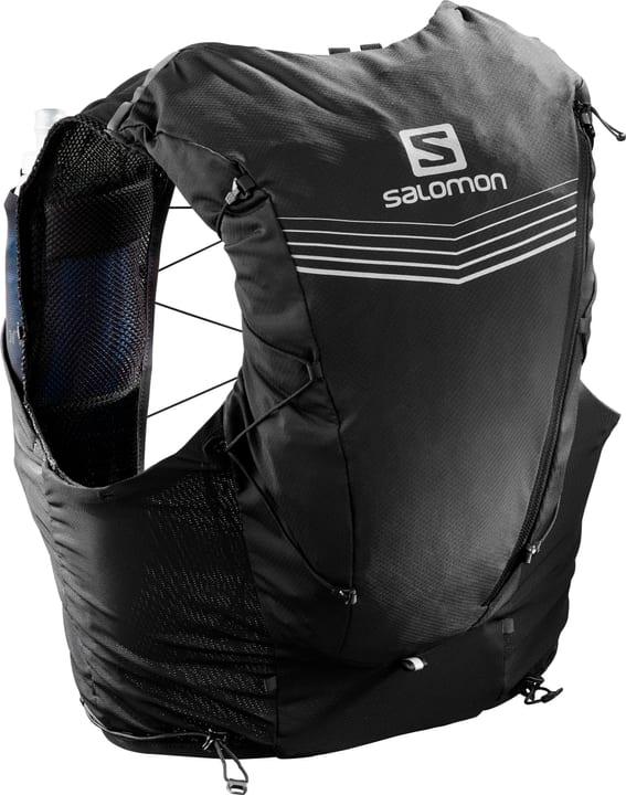 ADV SKIN 12 SET Trink-Rucksack Salomon 470175800320 Farbe schwarz Grösse S Bild-Nr. 1
