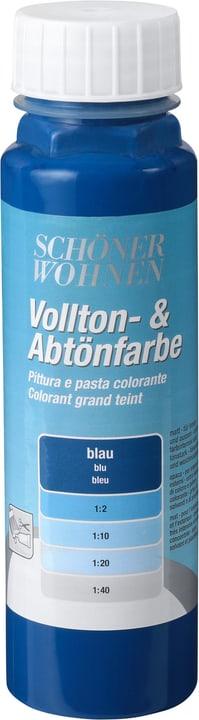 Pittura pien e per digradazione Blu 250 ml Schöner Wohnen 660902200000 Colore Blu Contenuto 250.0 ml N. figura 1