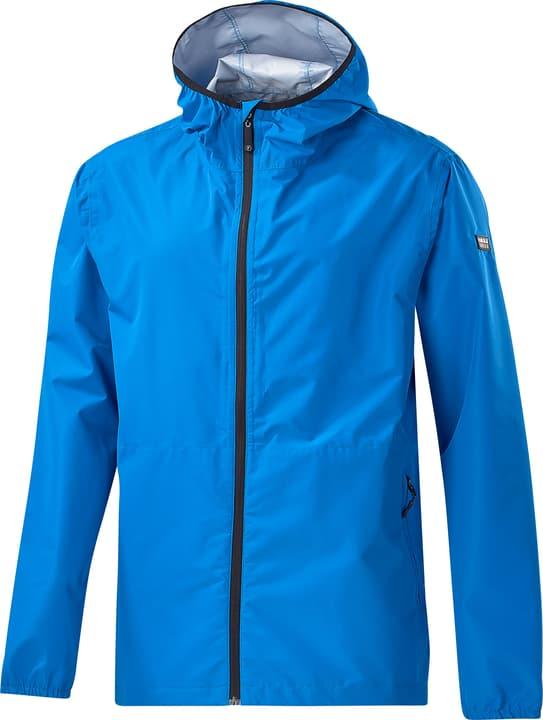 Packable Herren-Regenjacke Rukka 498431000540 Farbe blau Grösse L Bild-Nr. 1