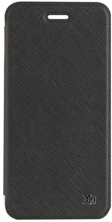 Flap Cover Adour noir Coque XQISIT 798065300000 Photo no. 1
