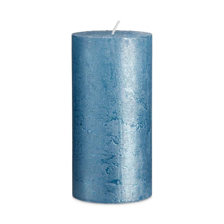 FT ZYLINDERKERZE dunkelblau glänzend H14 390261000000 Photo no. 1