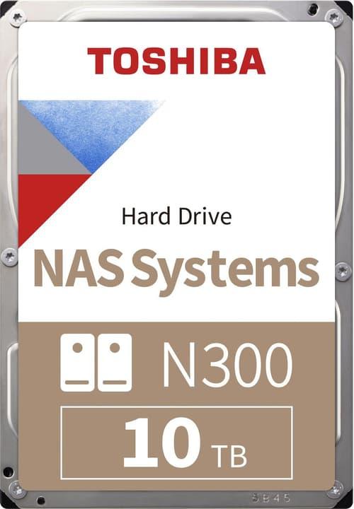 """N300 High Reliability  10TB 3.5"""" SATA (BULK) HDD Intern Toshiba 785300137565 Bild Nr. 1"""