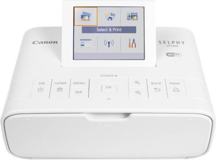 Selphy CP1300 weiss Fotodrucker Canon 785300141981 Bild Nr. 1