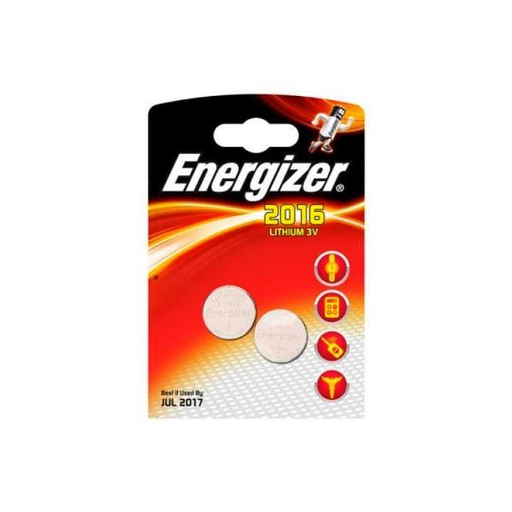 CR2016 / 3V (2Stk.) Knopfzelle Energizer 792209500000 Bild Nr. 1