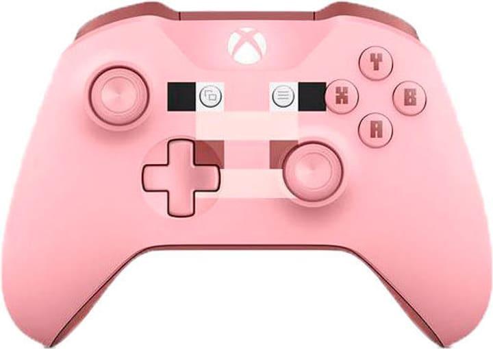 Xbox Wireless Controller Minecraft Pig Manette Microsoft 785300142418 Photo no. 1