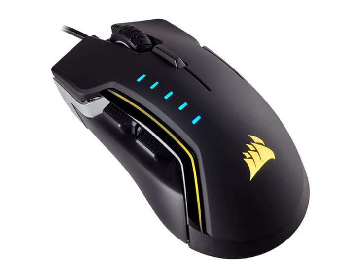 Glaive RGB Optical Gaming Mouse - Aluminium Corsair 785300131508 Bild Nr. 1