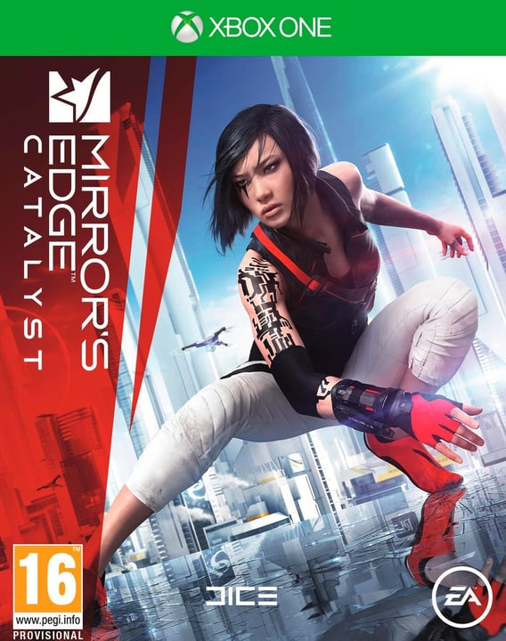 XBox One - The Mirror's Edge 2 Box 785300119930 Photo no. 1