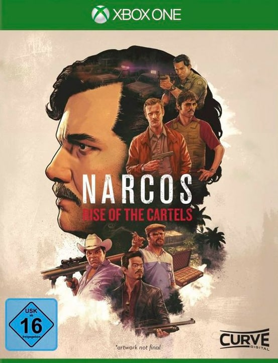 Xbox One - Narcos: Rise of The Cartels D Box 785300147494 Photo no. 1