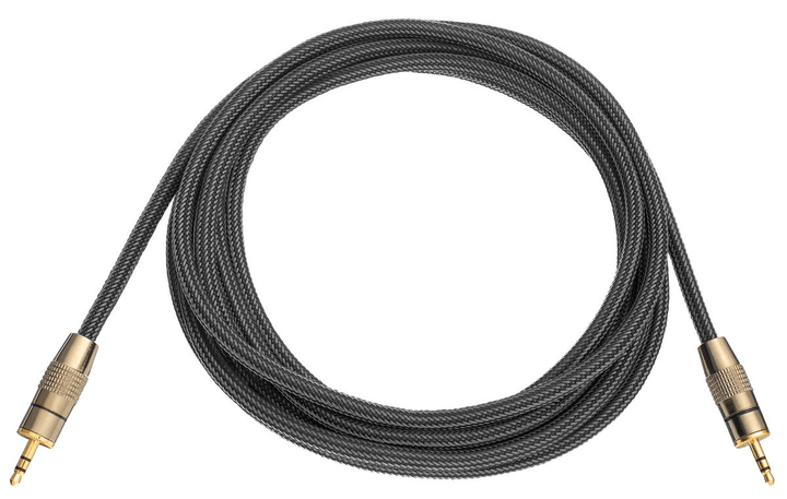 D.30.009 Audio Klinke-cable 3.0m Daymond 770806600000 Photo no. 1