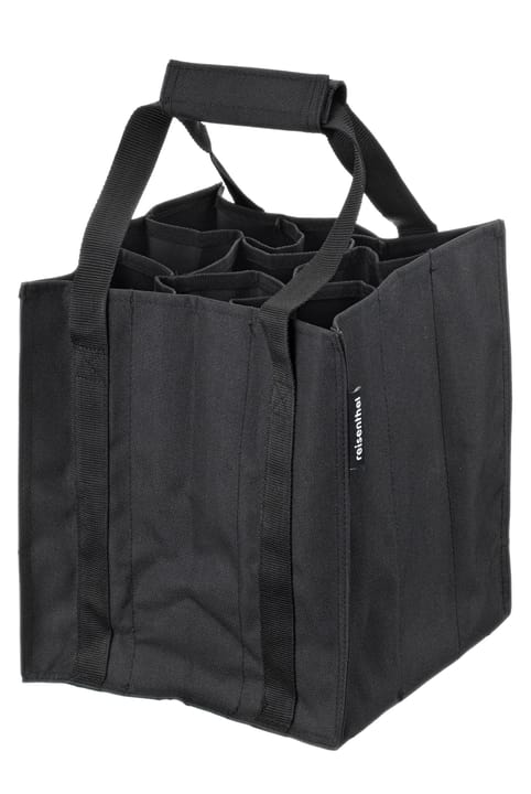 BOTTLE BAG Porte-bouteilles 441066600120 Couleur Noir Dimensions L:  x P:  x H:  Photo no. 1