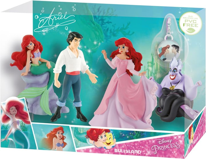 Disney Princess Ariel Story Pack Charm 747433700000