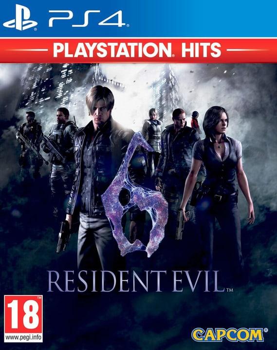 PS4 Resident Evil 6 - PLAYSTATION HITS Box 785300153120 Bild Nr. 1
