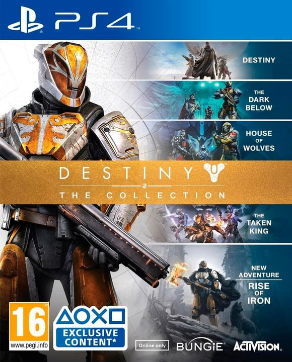 PS4 - Destiny: The Collection 785300121365 Photo no. 1