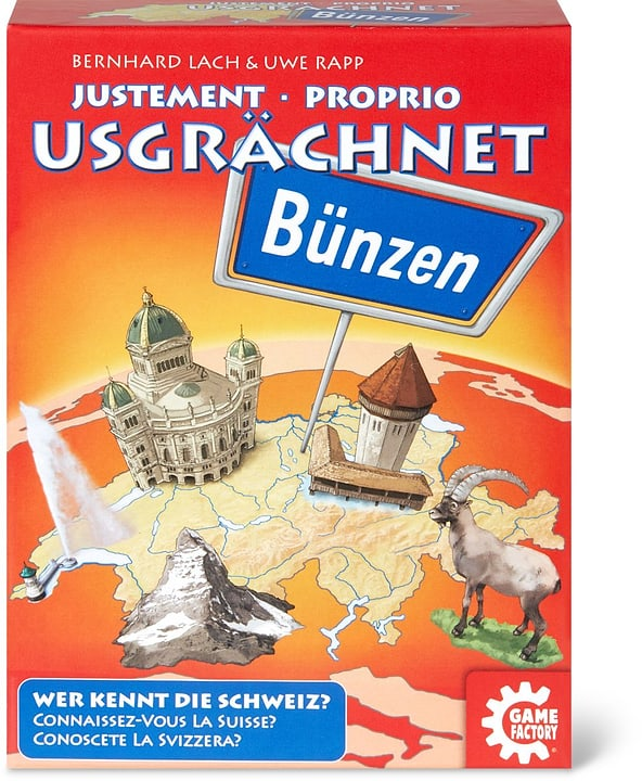 Proprio Bünzen 748913600000 N. figura 1
