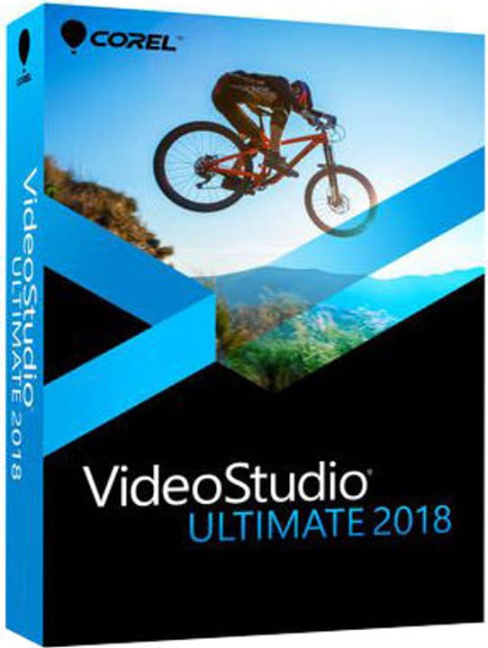 VideoStudio Ultimate 2018 - Version complète Fisico (Box) Corel 785300133052 N. figura 1