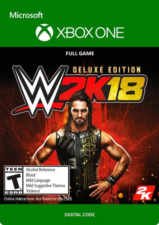 Xbox One - WWE 2K18: Digital Deluxe Edition Numérique (ESD) 785300136721 Photo no. 1