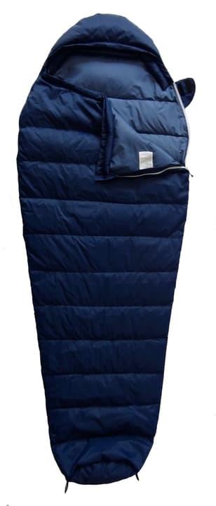 Iceplume Sac de couchage en duvet Trevolution 490727410040 Longueur à gauche Couleur bleu Photo no. 1