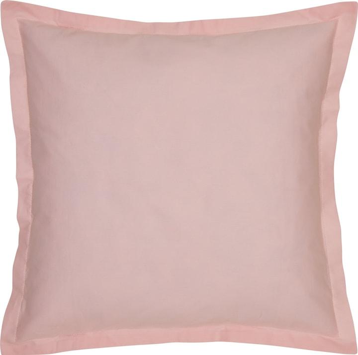 LUISA Fodera per cuscino decorativo 450725540038 Colore Rosa Dimensioni L: 40.0 cm x A: 40.0 cm N. figura 1
