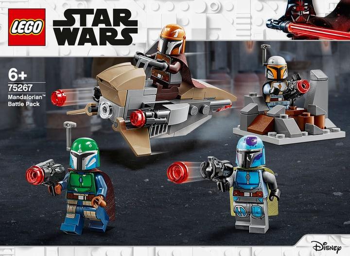 LEGO 75267 Mandalorianer Battle Pack 748730200000 Photo no. 1