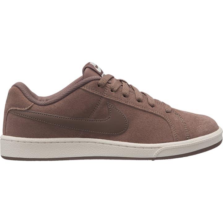 Court Royale Suede Scarpa da donna per il tempo libero Nike 463337136570 Colore marrone Taglie 36.5 N. figura 1