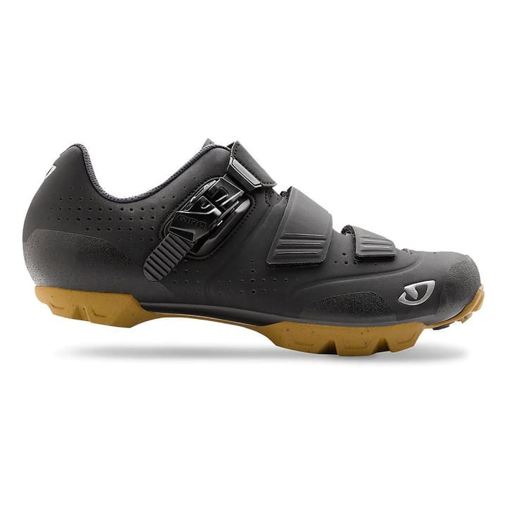 Privateer R Chaussures de V.T.T. pour homme Giro 493214639020 Couleur noir Taille 39 Photo no. 1