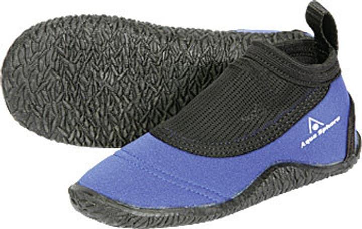 Beachwalker Junior Scarpa da bagno per bambini 28/29 Aqua Sphere 491075428040 Colore blu Taglie 28 N. figura 1