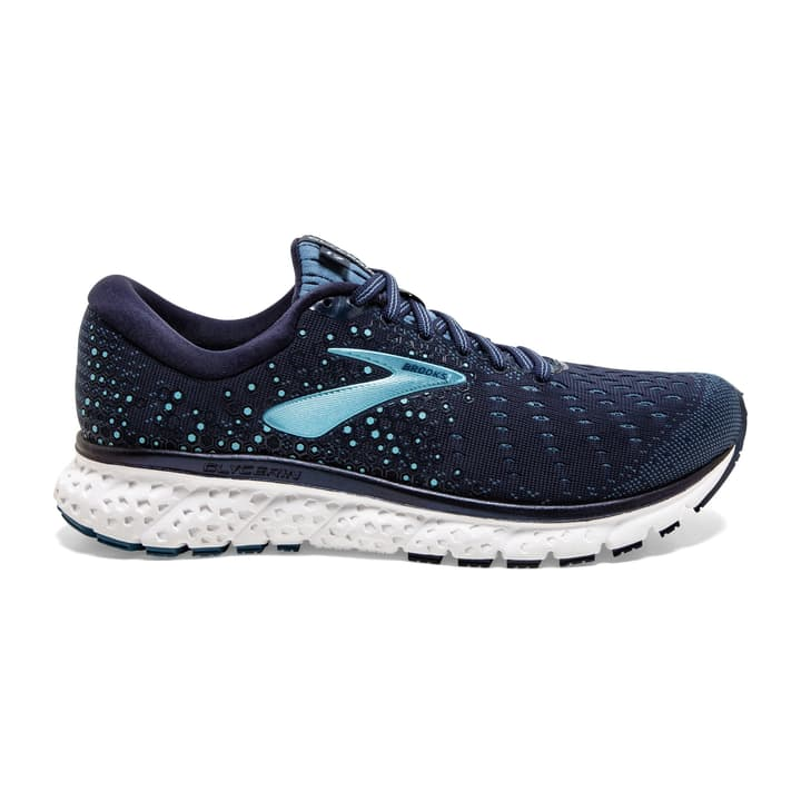 Glycerin 17 Scarpa da donna running Brooks 492880139022 Colore blu scuro Taglie 39 N. figura 1