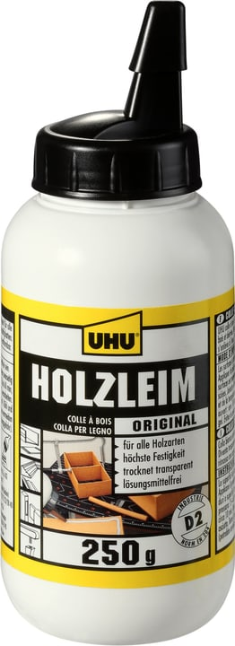 Holzleim Original Uhu 663057500000 Grösse L: 6.0 cm x B: 6.0 cm Bild Nr. 1