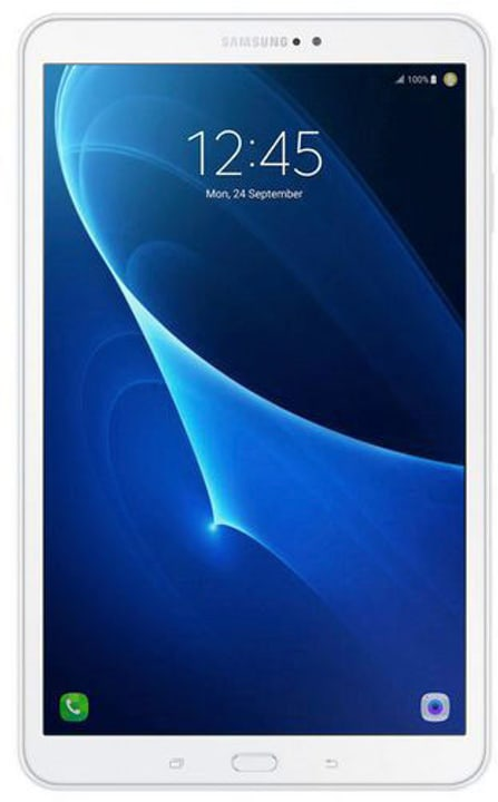 """Tab A 10.1"""" LTE 32GB Weiss Tablet Samsung 785300135016 Bild Nr. 1"""