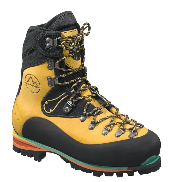 Nepal Evo GTX Lo scarponcino da montagna uomo La Sportiva 499626445550 Colore giallo Taglie 45.5 N. figura 1