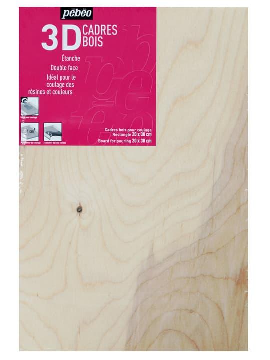 Cadre bois coula Pebeo 665470600000 Taille L: 30.0 cm x L: 20.0 cm Photo no. 1