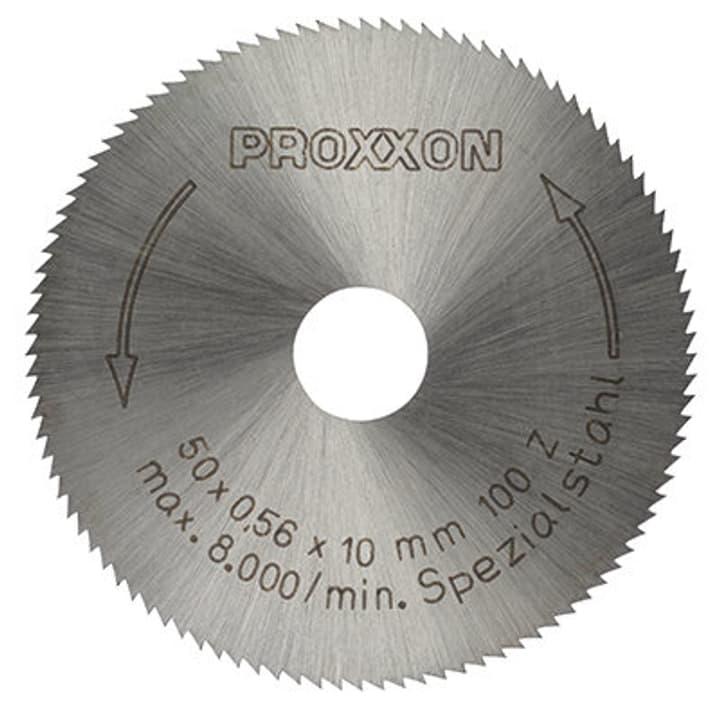 HSS Lame de scie 50mm Proxxon 616038600000 Photo no. 1