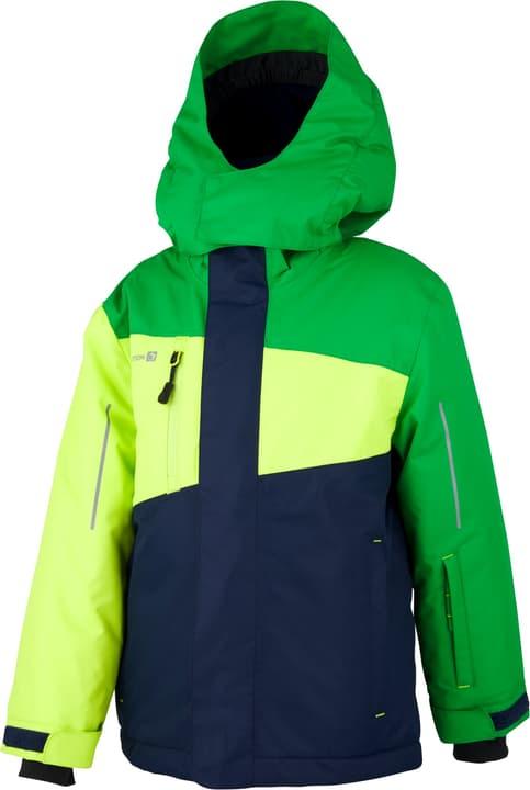 Veste de ski pour garçon Trevolution 472355511022 Couleur bleu foncé Taille 110 Photo no. 1