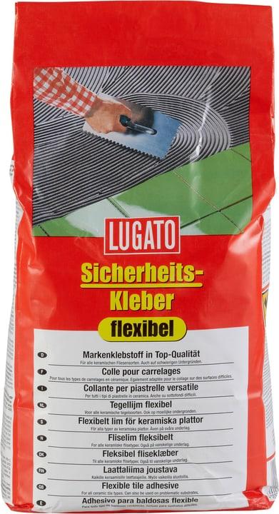 Sicherheitskleber flexibel Lugato 676070300000 Farbe Grau Bild Nr. 1