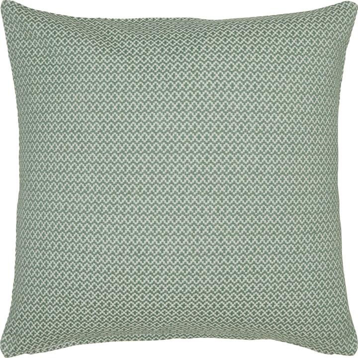JULIANA Coussin décoratif 450725840140 Couleur Vert Dimensions L: 45.0 cm x H: 45.0 cm Photo no. 1