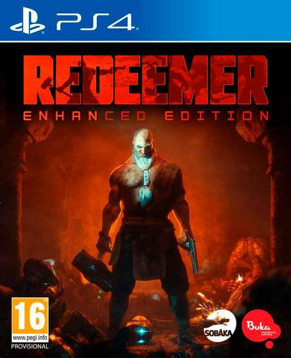 PS4 - Redeemer: Enhanced Edition D Box 785300144319 N. figura 1