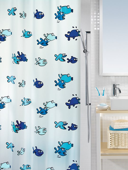 Tenda da doccia Hugo spirella 675849900000 N. figura 1