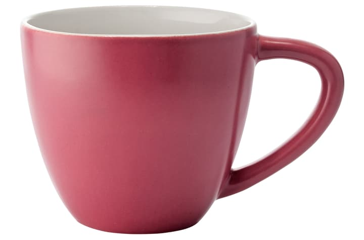 JANNINE Tasse 440268800000 Couleur Bordeaux Dimensions H: 8.0 cm Photo no. 1