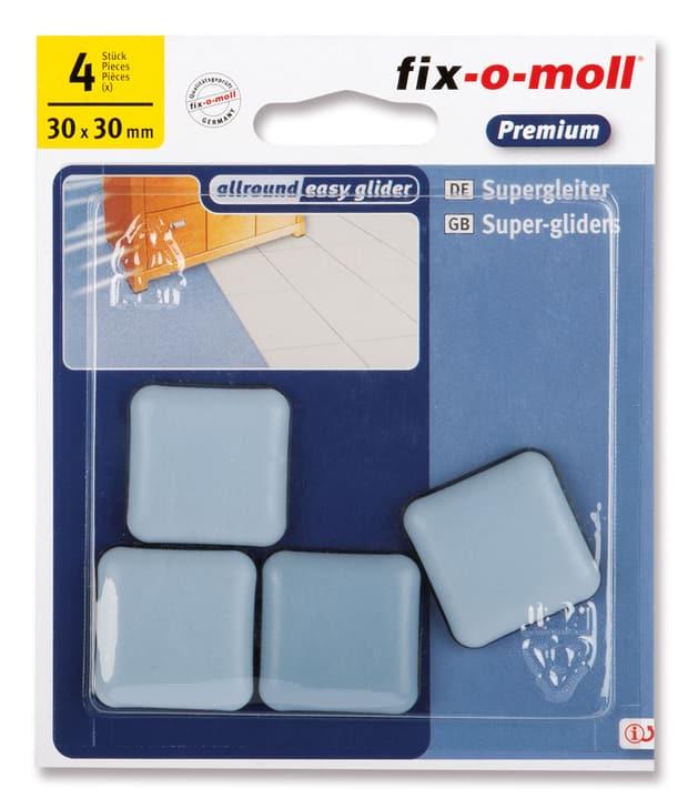 Piedini universale 5 mm / 30 x 30 mm 4 x Fix-O-Moll 607077400000 N. figura 1