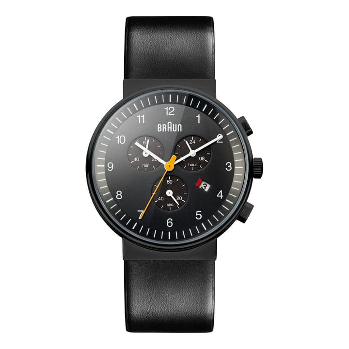 Braun BN0035BK montre-bracelet Montre Braun 760727300000 Photo no. 1