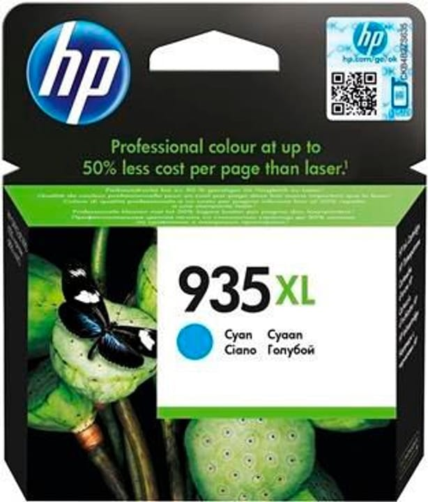 935XL Tintenpatrone cyan HP 795835000000 Bild Nr. 1