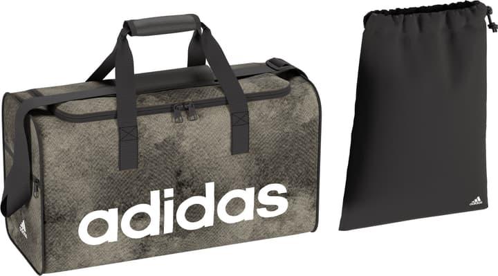 inear Performance Duffel Bag S Sac de sport Adidas 499584600383 Couleur gris foncé Taille S Photo no. 1