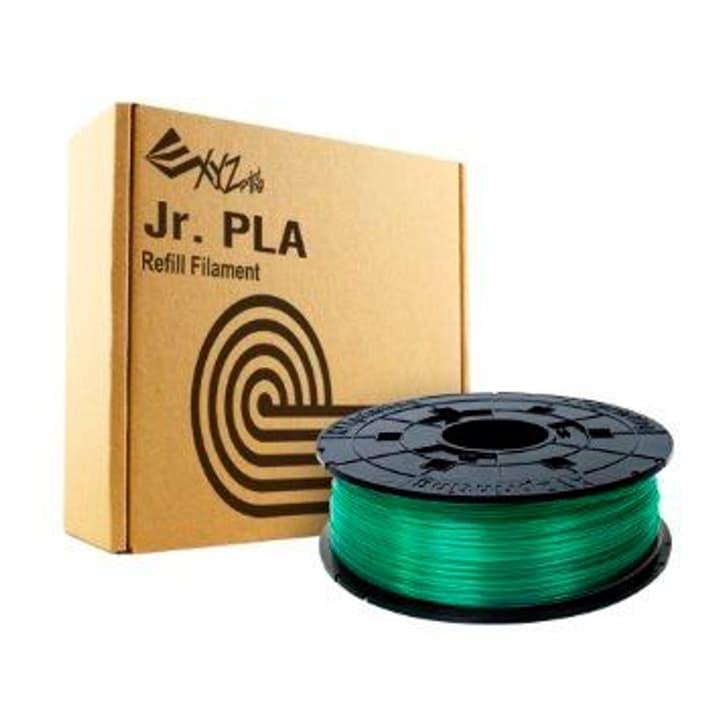 Filamentcassette PLA für Junior 3D grün XYZprinting 785300125417 Bild Nr. 1