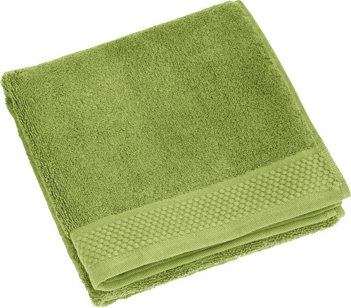 NEVA Linge de douche 450849720561 Couleur Vert clair Dimensions L: 70.0 cm x H: 140.0 cm Photo no. 1
