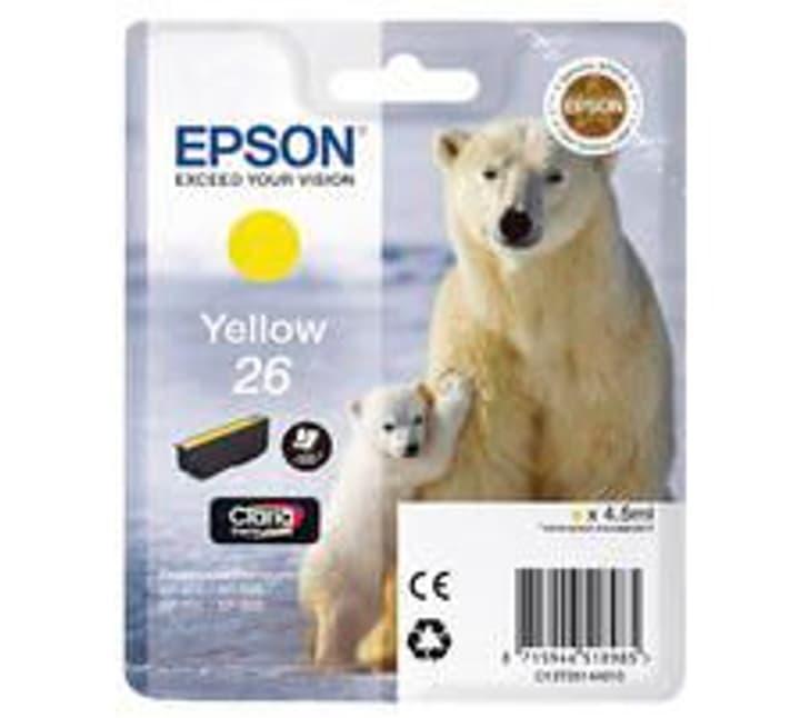 T261440 cartouche d'encre yellow Cartouche d'encre Epson 796081900000 Photo no. 1