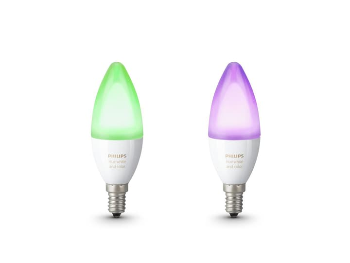 HUE HUE White and Color Ambiance Doppel Philips 380112600000 N. figura 1